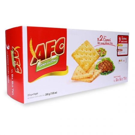 AFC Vegetable Cracker