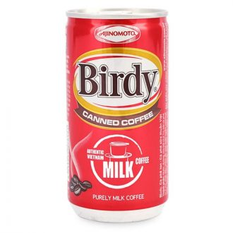 Birdy Milk Coffee Canned Coffee