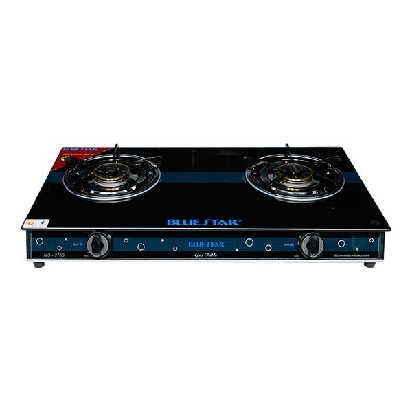 zanussi double gas cooker