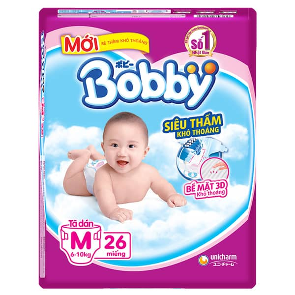 baby dry diapers size 4