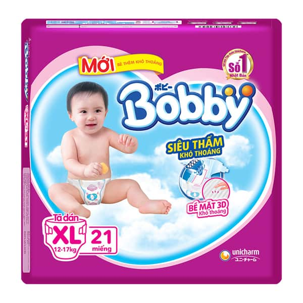 baby dry diapers size 3