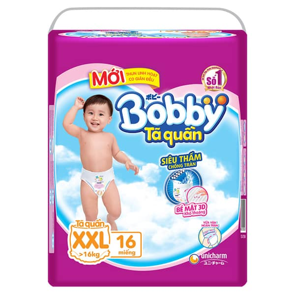 baby dry diapers size 6