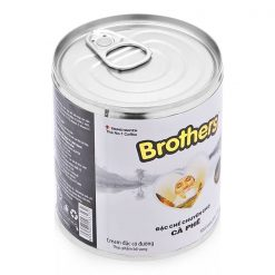 Condensed milk in french