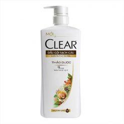 Clear Herbal Shampoo