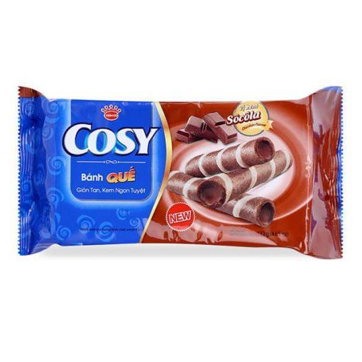 Cosy Pandan Flavour Wafer Crunch