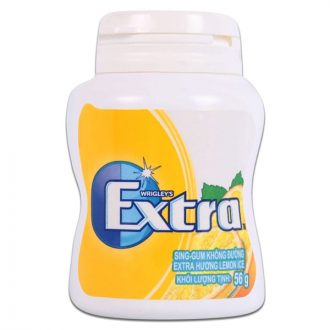 Extra chewing gum india