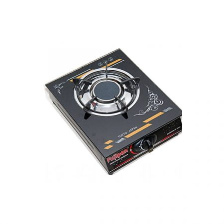 Cookworks cgs50w single gas cooker