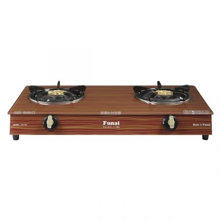 Double oven gas cookers freestanding