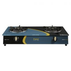 Double gas cooker 60cm