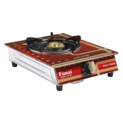 Bush ag56t single gas cooker - white