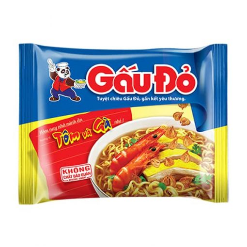 Gau Do Spicy Sour Shirmp Flavor
