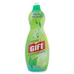 Dishwashing detergent gel