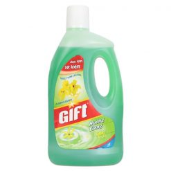 Floor cleaning lotion