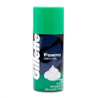 Gillette shaving cream sensitive skin