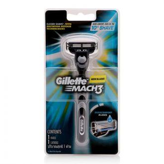 Gillette 3 razor blades