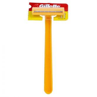 Gillette razor manufacturing