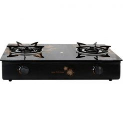 Double oven gas cookers 50cm wide