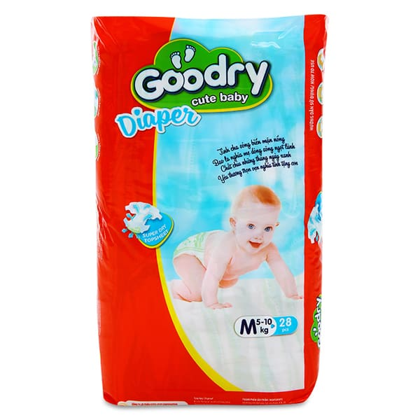 good baby diapers in india