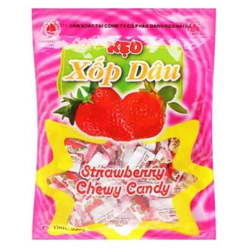 Hai Ha Strawberry Chewy Candy