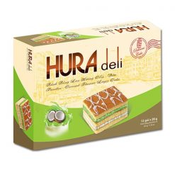 Hura Deli Butter Milk Layer Cake