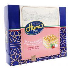 Hura Deli Strawberry Milk Layer Cake vietnam wholesale