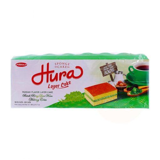 Hura Demi Pandan Layer Cake