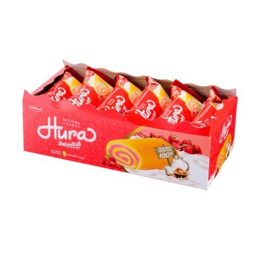 Hura Swissroll Orange vietnam wholesale