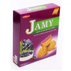 Jamy Grape Filling Cookies vietnam wholesale