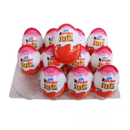 Kinder Joy For Girl With Surprise Eggs 20G