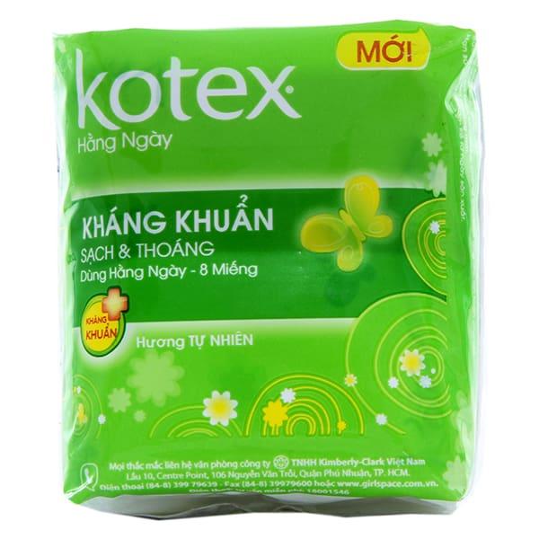 kotex liners