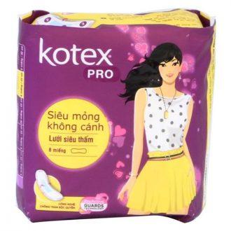 Kotex freedom