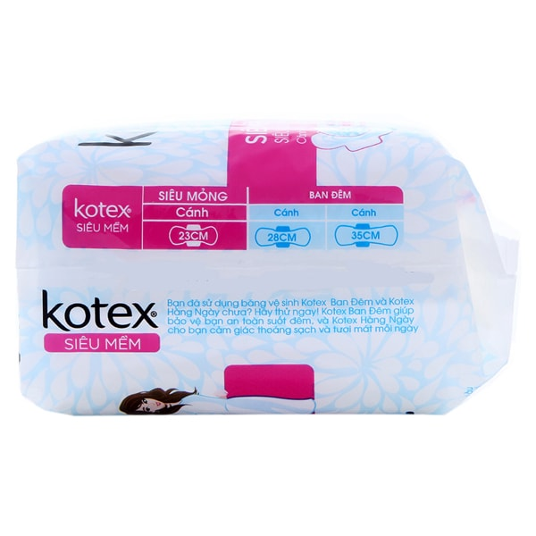 kotex active liners