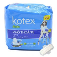 Kotex for tweens