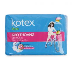 Kotex daily pads