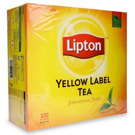 Lipton tea bag
