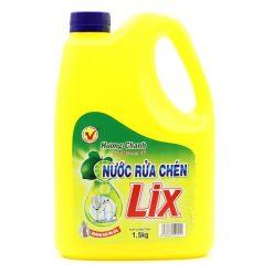 Lix Green Tea And Lemon
