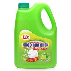 Dishwashing liquid density