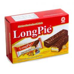 LongPie Chocolate With Marshllow Pie