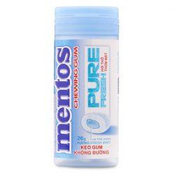 Chewing gum bacteria