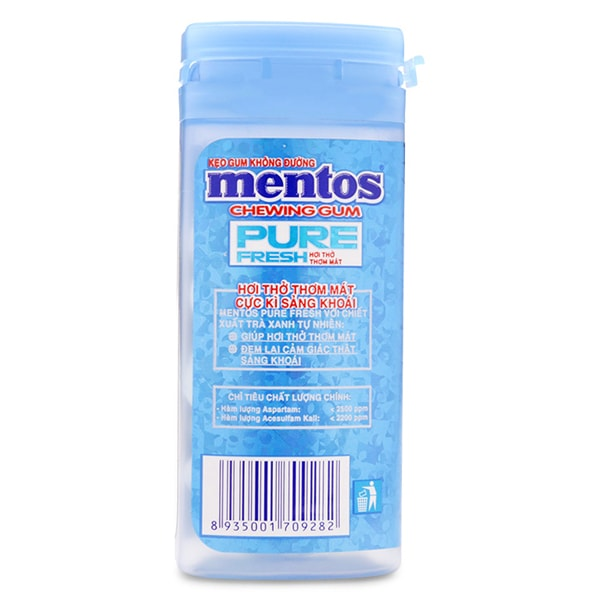 mentos chewing gum malaysia
