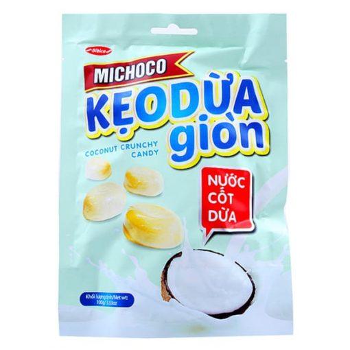 Michoco Milk Coffee Hard Candy