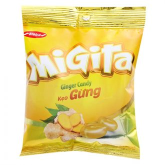 Migita Ginger Hard Candy