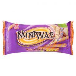 Miniwaf Taro Fiilled Wafer Crunch