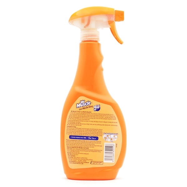 mr muscle kitchen cleaner 500ml