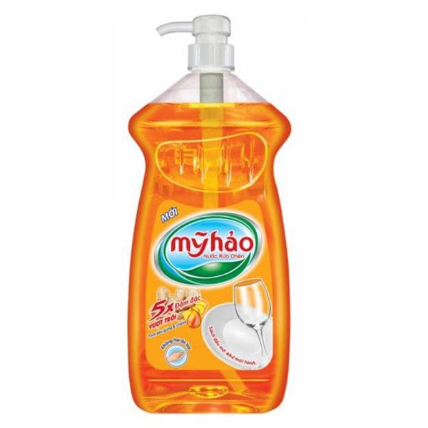 lemon dishwashing detergent