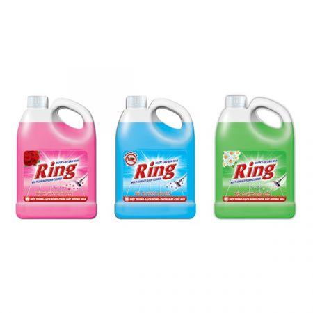 Floor cleaning detergent