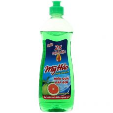 Dishwashing liquid antibacterial