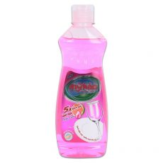 Dishwashing liquid container