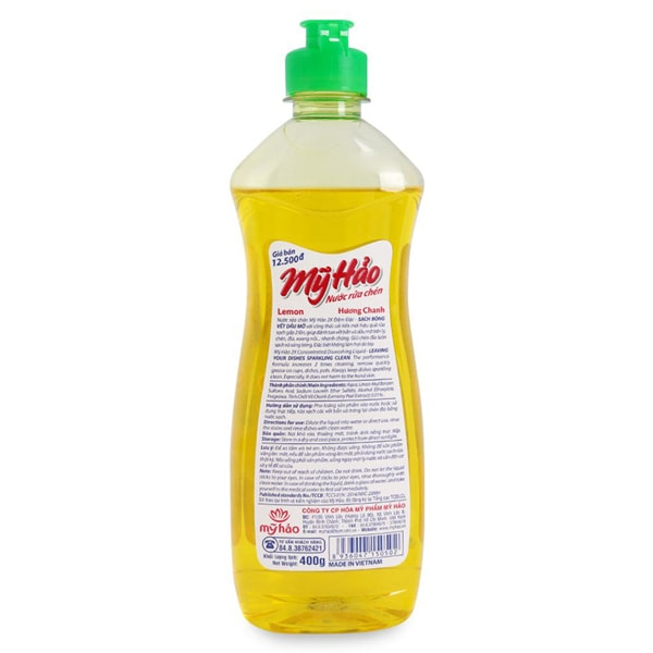 lemon dawn dishwashing liquid