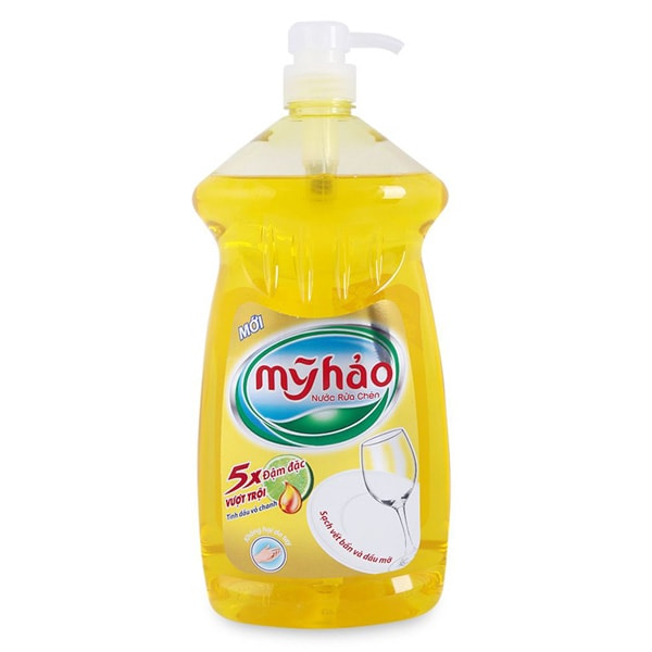 lemon dishwashing detergent